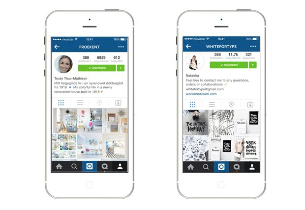 como utilizar instagram para negocios