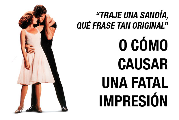 copywriting web dirty dancing
