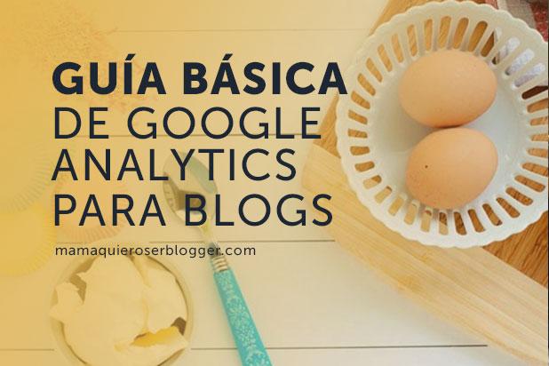 Guía básica de Google Analytics